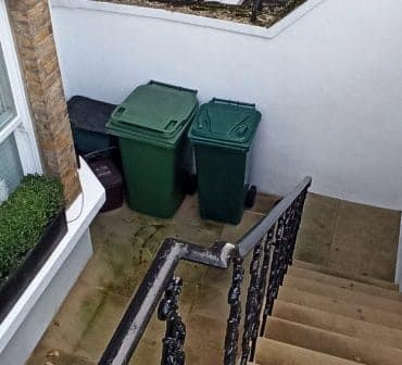 rubbish removal barnet after